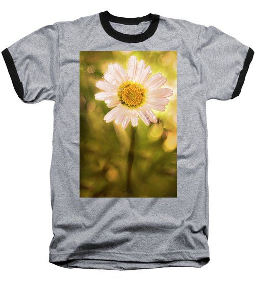 The Secret Language Of Flowers Baseball T-Shirt