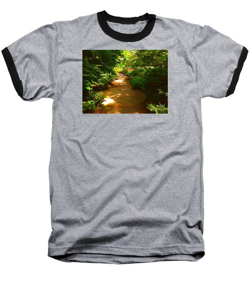 The Secret Path Baseball T-Shirt