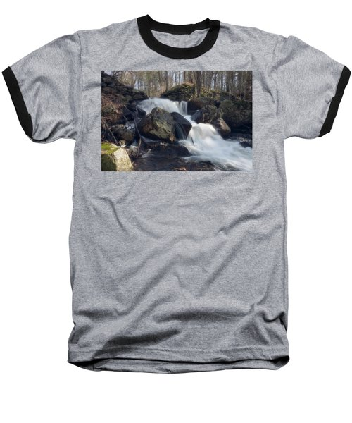 The Secret Waterfall 1 Baseball T-Shirt