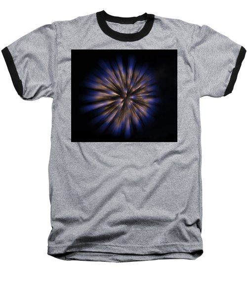 The Seed Of A New Idea Baseball T-Shirt by Alex Lapidus