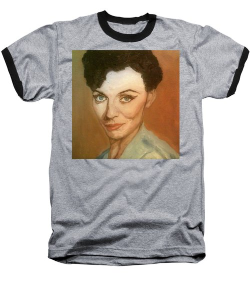 The Self-confidence Of Beauty Baseball T-Shirt