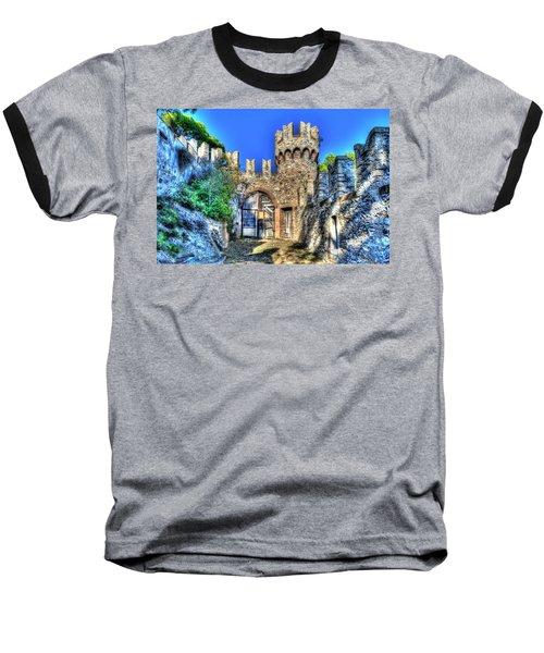 The Senator Castle - Il Castello Del Senatore Baseball T-Shirt