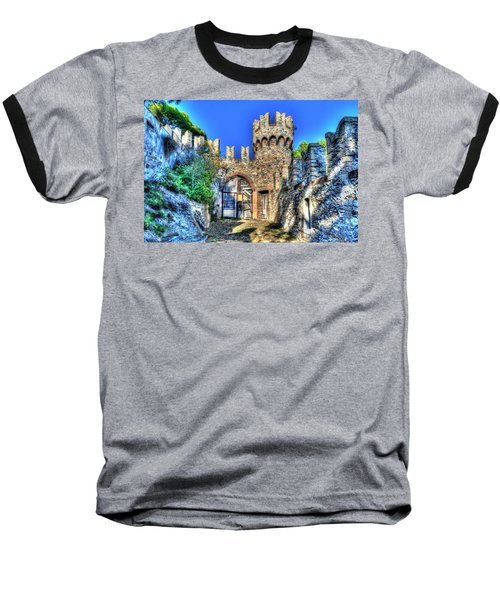 The Senator Castle - Il Castello Del Senatore Baseball T-Shirt
