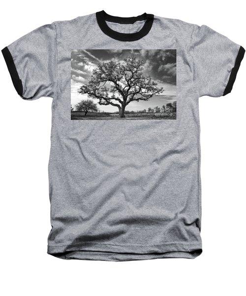 The Sentinel Bw Baseball T-Shirt