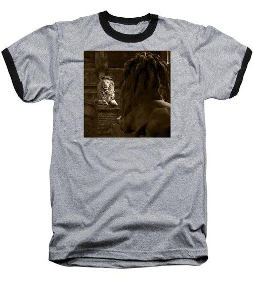 The Sentry's Baseball T-Shirt