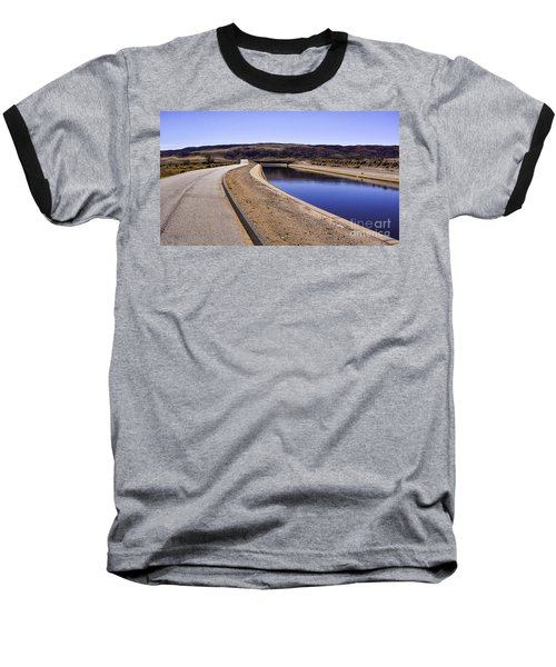 The Service Road Baseball T-Shirt