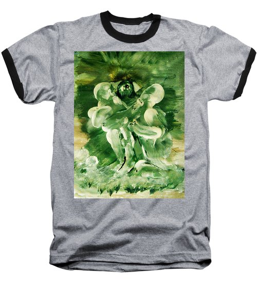 The Seven Deadly Sins- Envy Baseball T-Shirt
