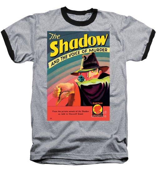The Shadow Baseball T-Shirt