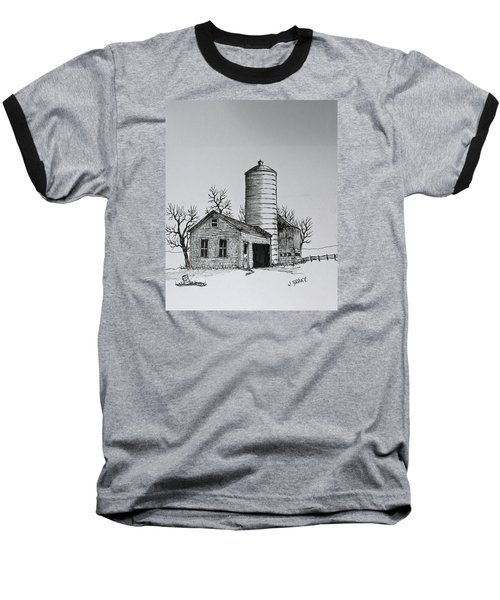 The Shed Baseball T-Shirt