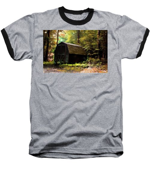 The Shed Baseball T-Shirt