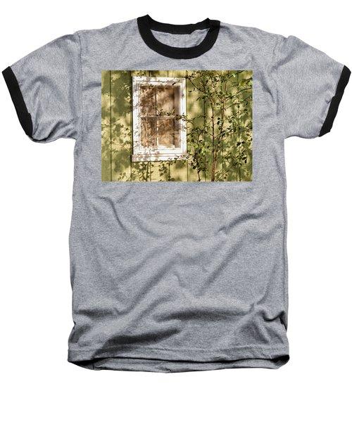 The Shed Window Baseball T-Shirt