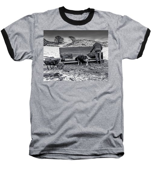 The Shepherd Baseball T-Shirt