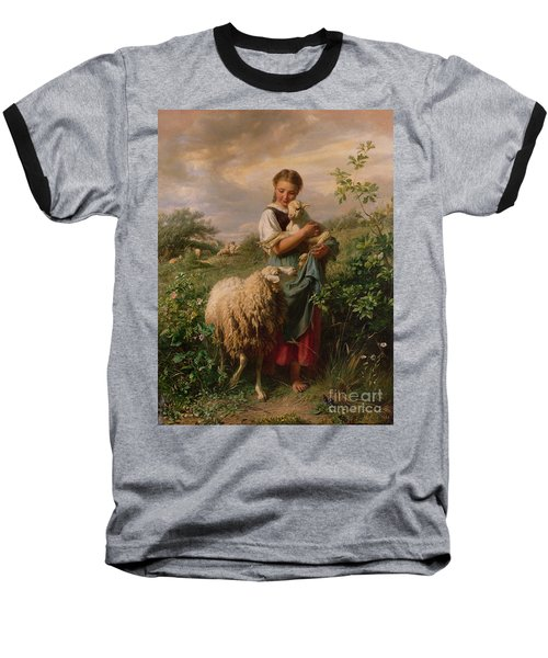 The Shepherdess Baseball T-Shirt