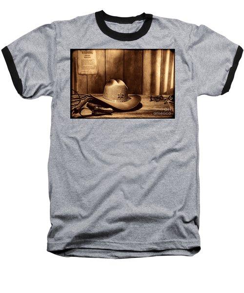 The Sheriff Office Baseball T-Shirt