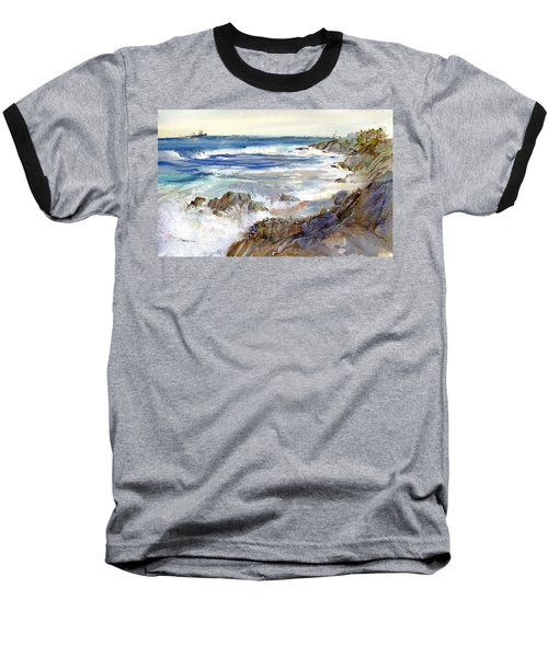 The Shores Of Falmouth Baseball T-Shirt