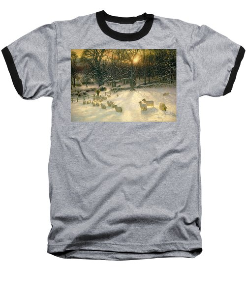 The Shortening Winters Day Is Near A Close Baseball T-Shirt