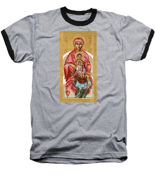 The Shrine Of St Anne 058 Baseball T-Shirt