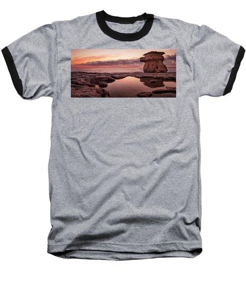 The Shroom  Baseball T-Shirt