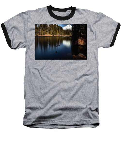 The Silence Of The Lake Baseball T-Shirt