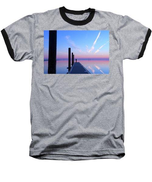 The Silent Man Baseball T-Shirt