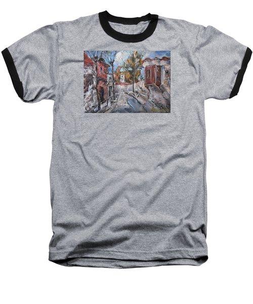 The Silent Street IIi Baseball T-Shirt