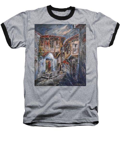 The Silent Street Iv Baseball T-Shirt
