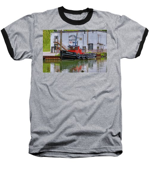 The Silt-prince Baseball T-Shirt by Gary Hall