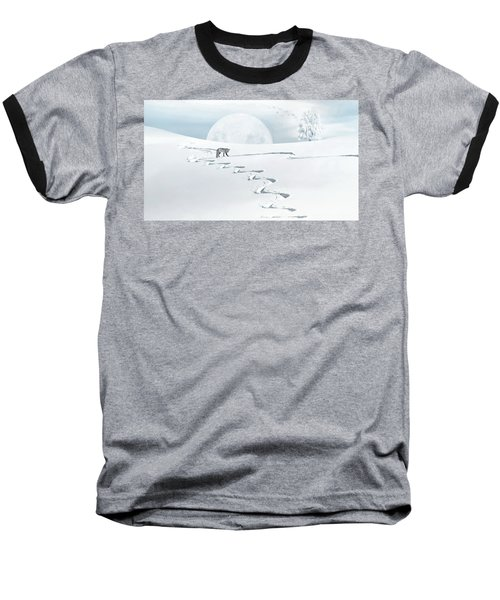 The Silver Fox Baseball T-Shirt
