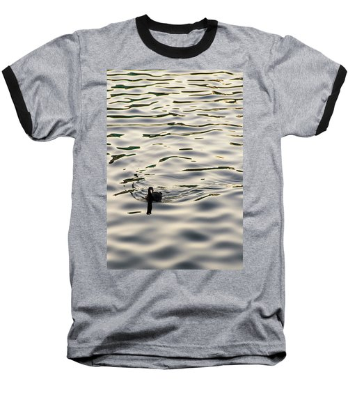 The Simple Life Baseball T-Shirt by Alex Lapidus