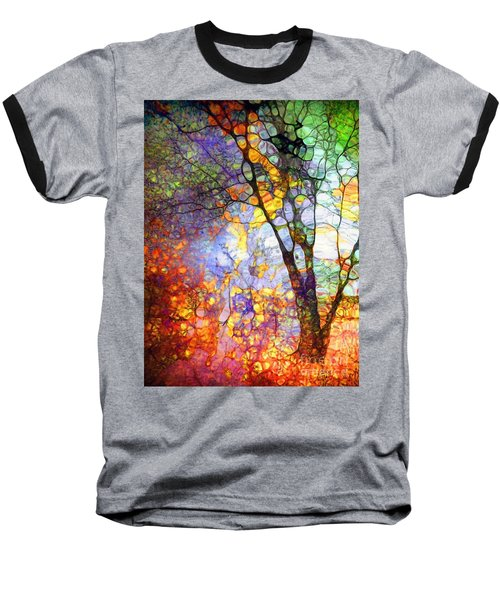 The Simple Tree Baseball T-Shirt