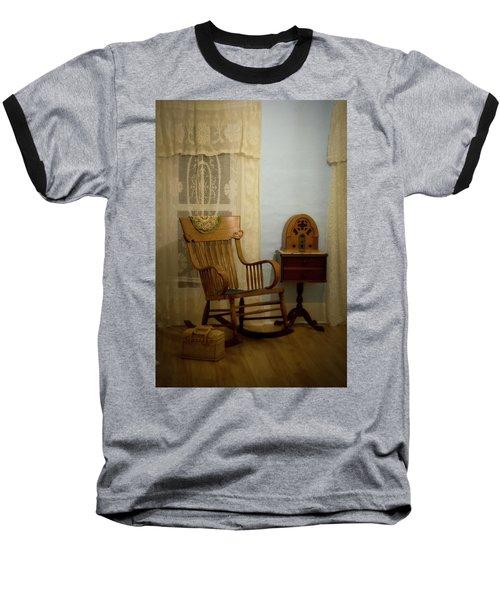 The Sitting Place Baseball T-Shirt