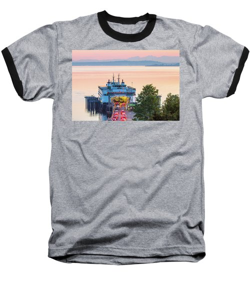 The Six O'clock Ferry Baseball T-Shirt