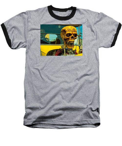 The Skull Baseball T-Shirt