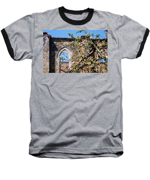 The Sky As A Roof Baseball T-Shirt