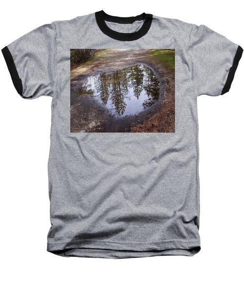 The Sky Below Baseball T-Shirt