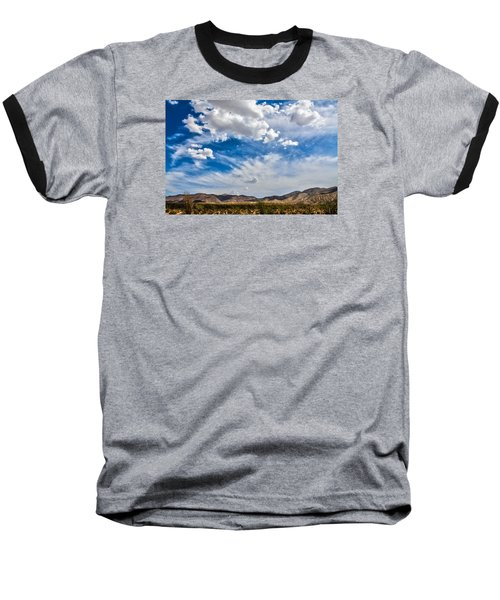 The Sky Baseball T-Shirt