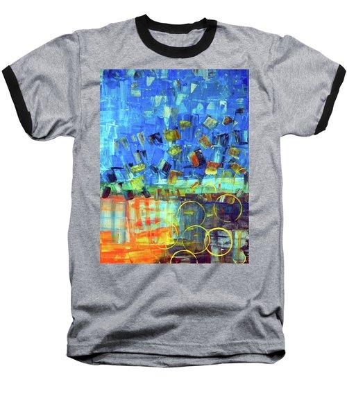 The Sky Fell Baseball T-Shirt