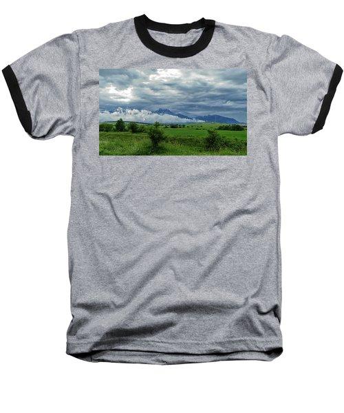 The Sky Has Fallen Baseball T-Shirt