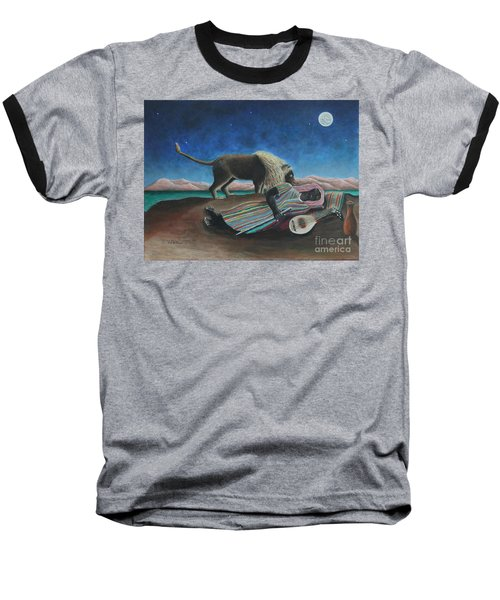 The Sleeping Gypsy  Baseball T-Shirt