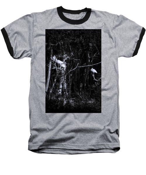 The Sleeping Quaters Baseball T-Shirt