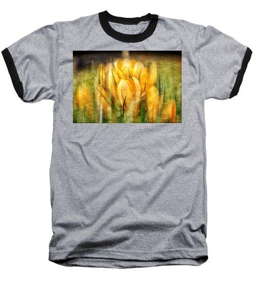 The Smell Of Spring Baseball T-Shirt