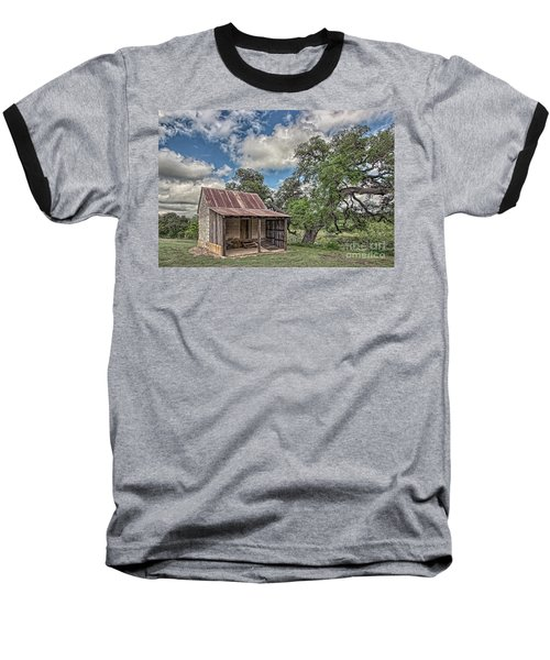 The Smoke House Baseball T-Shirt