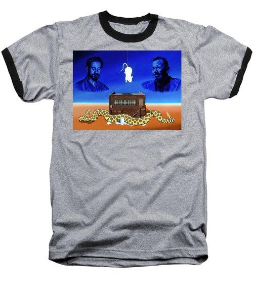 The Snake Baseball T-Shirt