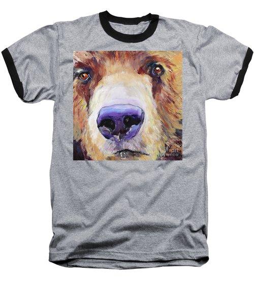 The Sniffer Baseball T-Shirt