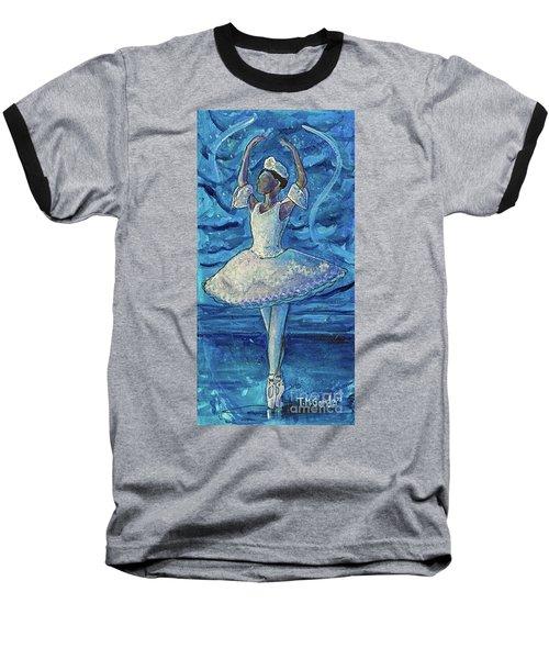 The Snow Queen Baseball T-Shirt