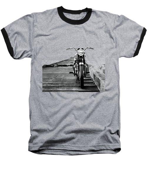 The Solo Mount Baseball T-Shirt