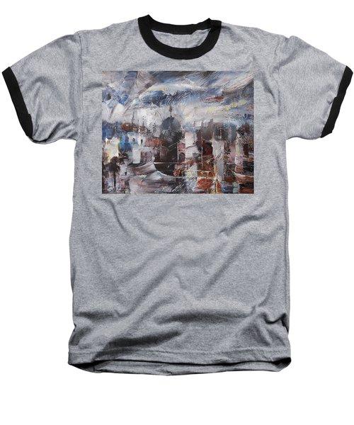 The Somnolent City Vi Baseball T-Shirt