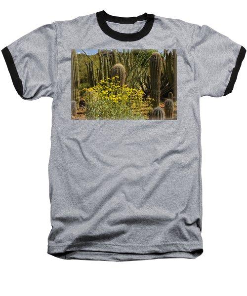 The Song Of The Sonoran Desert Baseball T-Shirt