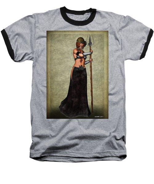 The Sorceress Mage Baseball T-Shirt