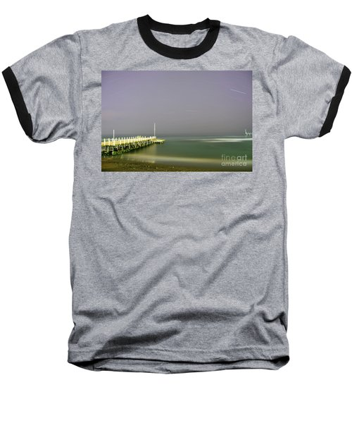 Baseball T-Shirt featuring the photograph The Soul Of Interstellar by Erhan OZBIYIK